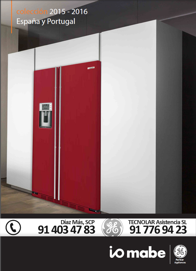 catalogo iomabe 2015 ge appliances