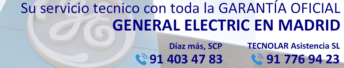 general electric oficial madrid